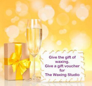 waxing gift vouchers
