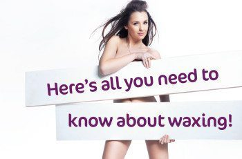 waxing faqs